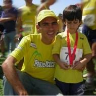 Marilson e Antônio - Corrida da Cidadania 2006