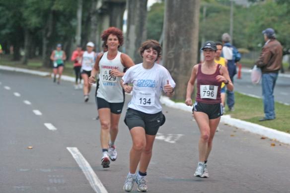 3Yara_Maratona de Porto Alegre PRIMEIRA MARATONA 2008